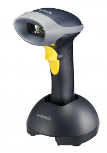 Unitech MS842P 2D Wireless Barcode Scanner