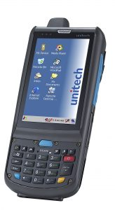 Unitech Rugged Handheld Windows Computer