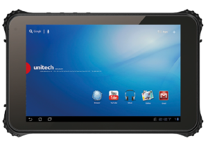 Unitech 8″ Rugged Tablet
