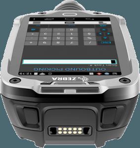 Zebra TC8000 Touch Mobile Computer